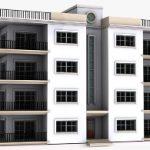 Projekty budynków wielorodzinnych
